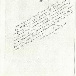 Image for K1174 - Expert opinion by Perkins, circa 1920s-1940s