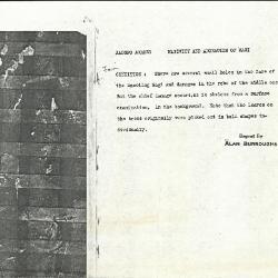 Image for K1170 - Alan Burroughs report, circa 1930s-1940s