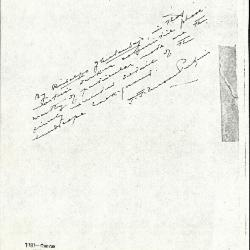 Image for K1181 - Expert opinion by Perkins, circa 1920s-1940s