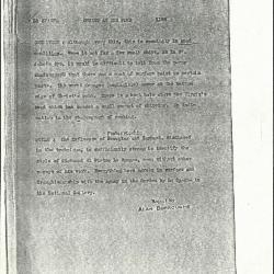 Image for K1186 - Alan Burroughs report, circa 1930s-1940s