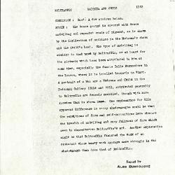 Image for K1183 - Alan Burroughs report, circa 1930s-1940s