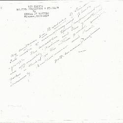 Image for K1177 - Expert opinion by Perkins, circa 1920s-1940s