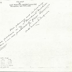 Image for K1182 - Expert opinion by Perkins, circa 1920s-1940s