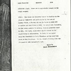 Image for K1178 - Alan Burroughs report, circa 1930s-1940s