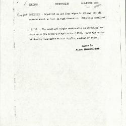 Image for K1188 - Alan Burroughs report, circa 1930s-1940s