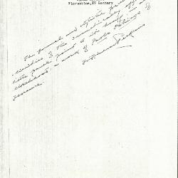 Image for K1188 - Expert opinion by Perkins, circa 1920s-1940s