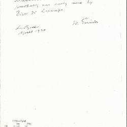 Image for K1190 - Expert opinion by Suida, 1940