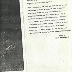Image for K1204 - Alan Burroughs report, circa 1930s-1940s