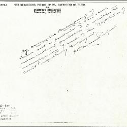 Image for K1203 - Expert opinion by Perkins, circa 1920s-1940s
