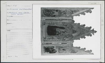 Image for K1201 - National Gallery of Art mounted photograph, circa 1940s-1950s