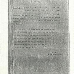 Image for K1203 - Alan Burroughs report, circa 1930s-1940s