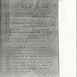 Image for K1213 - Alan Burroughs report, circa 1930s-1940s