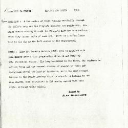 Image for K1212 - Alan Burroughs report, circa 1930s-1940s