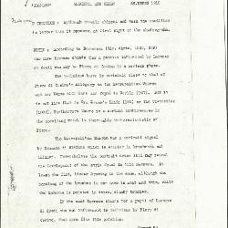 Image for K1215 - Alan Burroughs report, circa 1930s-1940s