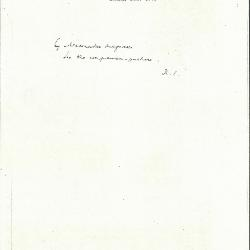 Image for K1222 - Expert opinion by Longhi, circa 1920s-1950s