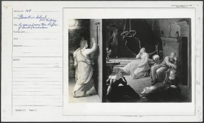 Image for K0122 - National Gallery of Art mounted photograph, circa 1940s-1950s