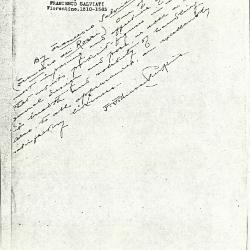 Image for K1219 - Expert opinion by Perkins, circa 1920s-1940s