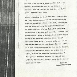 Image for K1219 - Alan Burroughs report, circa 1930s-1940s