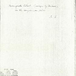 Image for K1229B - Expert opinion by Longhi, circa 1920s-1950s