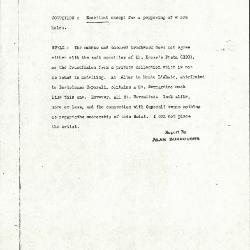 Image for K1235 - Alan Burroughs report, circa 1930s-1940s
