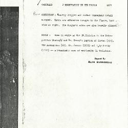 Image for K1227 - Alan Burroughs report, circa 1930s-1940s