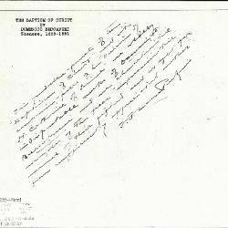 Image for K1232 - Expert opinion by Perkins, circa 1920s-1940s
