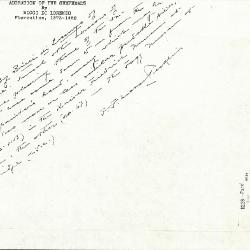 Image for K1228 - Expert opinion by Perkins, circa 1920s-1940s