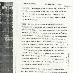 Image for K1267 - Alan Burroughs report, circa 1930s-1940s
