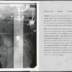 Image for K1262 - Alan Burroughs report, circa 1930s-1940s