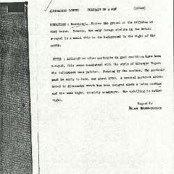 Image for K1265 - Alan Burroughs report, circa 1930s-1940s