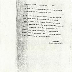 Image for K0124 - Alan Burroughs report, circa 1930s-1940s