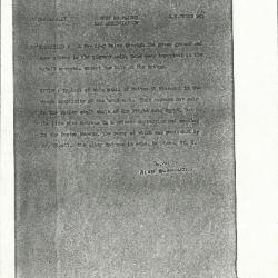 Image for K1286 - Alan Burroughs report, circa 1930s-1940s