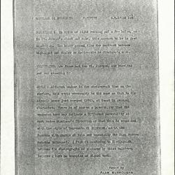 Image for K1287 - Alan Burroughs report, circa 1930s-1940s