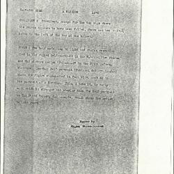 Image for K1276 - Alan Burroughs report, circa 1930s-1940s