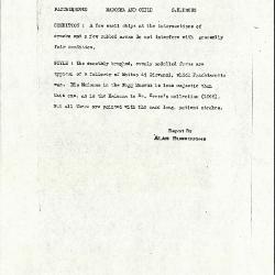 Image for K1283 - Alan Burroughs report, circa 1930s-1940s