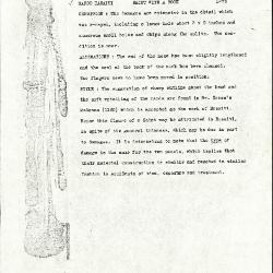 Image for K1274 - Alan Burroughs report, circa 1930s-1940s