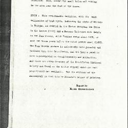 Image for K1284 - Alan Burroughs report, circa 1930s-1940s
