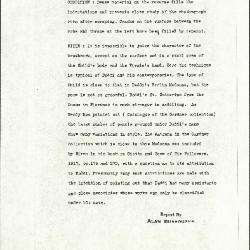 Image for K1290 - Alan Burroughs report, circa 1930s-1940s