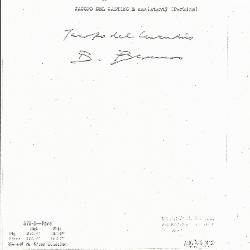 Image for K1297 - Expert opinion by Berenson, circa 1920s-1950s