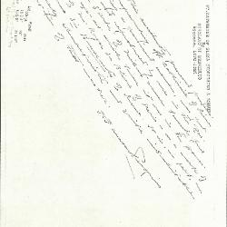 Image for K1295 - Expert opinion by Perkins, circa 1920s-1940s