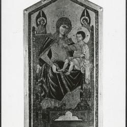 Image for K1301 - Art object record, circa 1930s-1950s