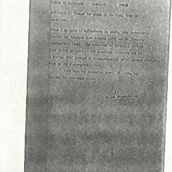 Image for K1297 - Alan Burroughs report, circa 1930s-1940s