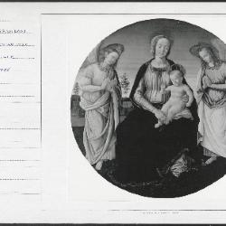 Image for K1294 - National Gallery of Art mounted photograph, circa 1940s-1950s