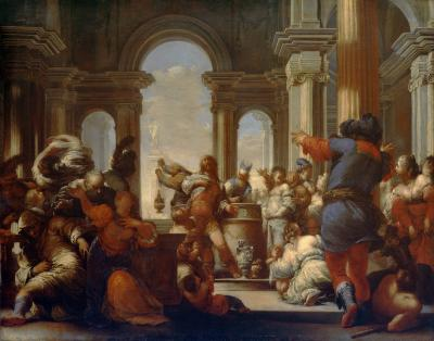 Image for The Sacrifice of Jephthah's Daughter