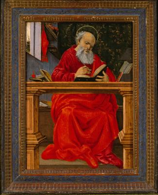 Image for Saint Jerome in His Study