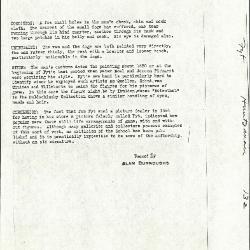 Image for K0132 - Alan Burroughs report, circa 1930s-1940s