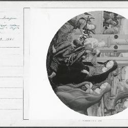 Image for K1341 - National Gallery of Art mounted photograph, circa 1940s-1950s