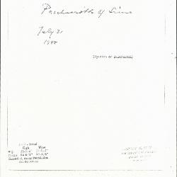 Image for K1329 - Expert opinion by Berenson, 1945