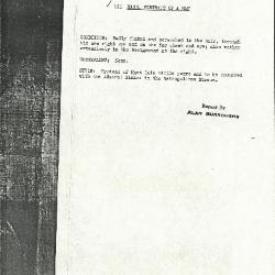 Image for K0141 - Alan Burroughs report, circa 1930s-1940s