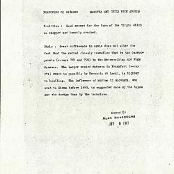 Image for K1370 - Alan Burroughs report, circa 1930s-1940s